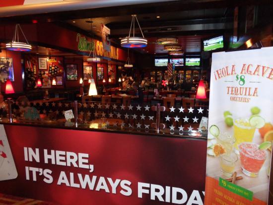 bar at tgi friday s picture of gold coast hotel casino las rh tripadvisor co uk