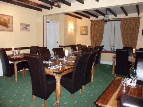Struy, UK: Restaurant
