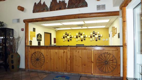 BEST WESTERN Gold Canyon Inn & Suites : Lobby