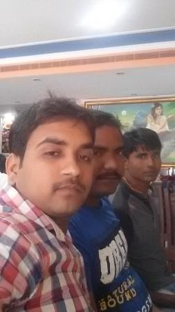 Jaunpur, الهند: Hotel Raghuvanshi