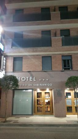 Hotel Ciudad de Sabinanigo
