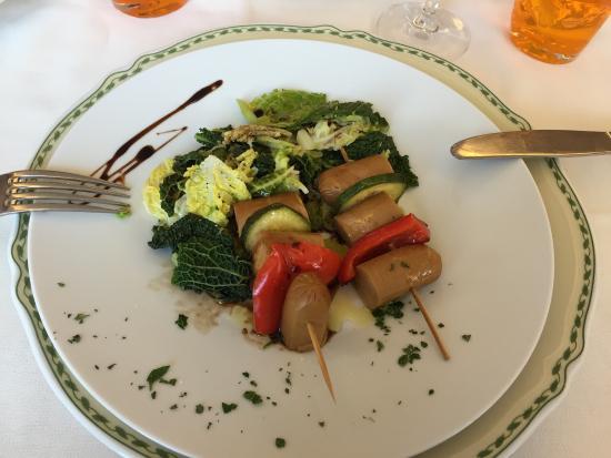 """Galzignano Terme, Italia: """"Vegetariano: delizioso"""""""