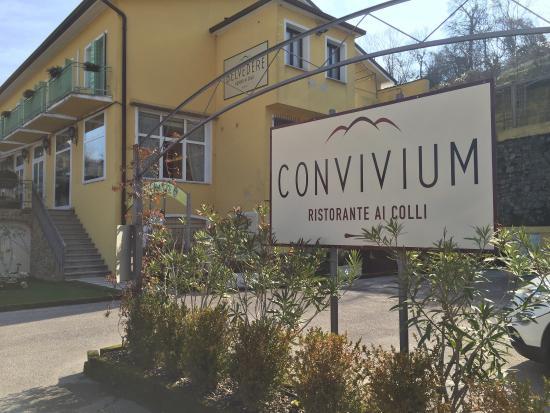 "Galzignano Terme, อิตาลี: ""Vegetariano: delizioso"""