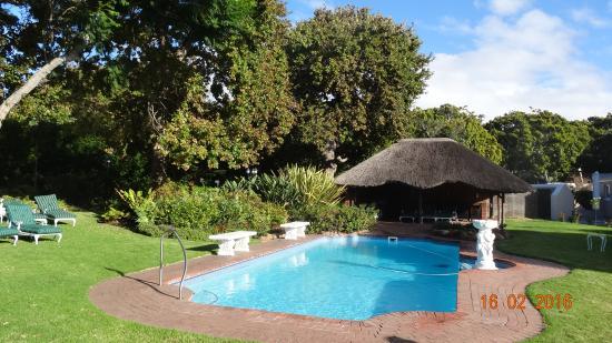 Glen Avon Lodge: The main Pool area
