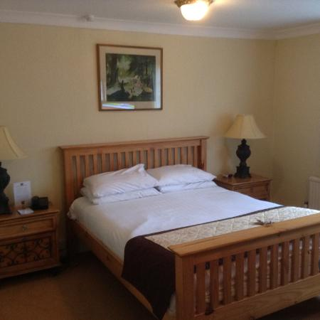 Brome, UK: One of the rooms