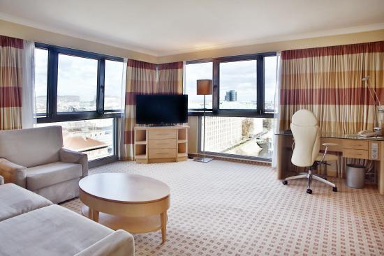 Hilton Vienna: Family Suite