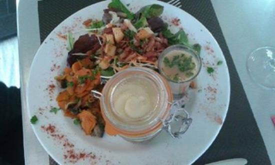 Brasserie du chateau : nos petits plats