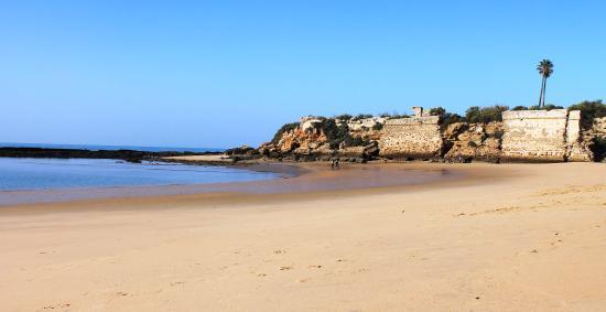 Apartamentos Puerto Sherry: Beach