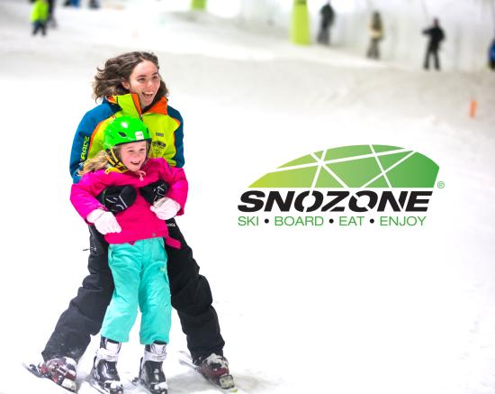 Snozone: Have fun learning