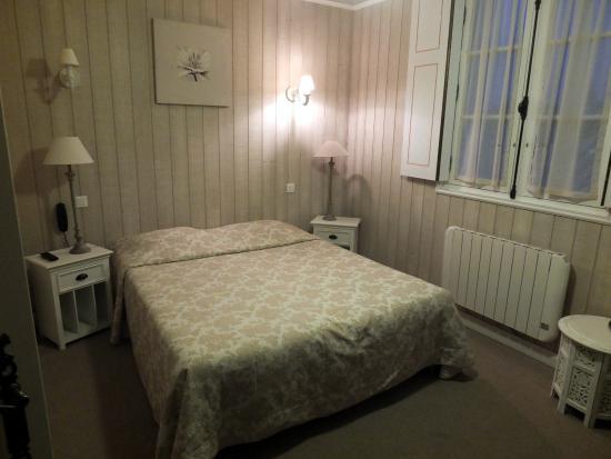 Mosnes, Francia: La chambre Marie-Galante