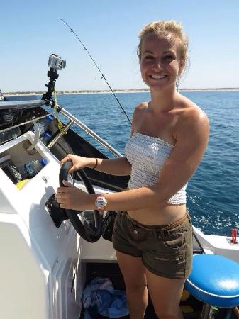 Fishing trip and Estuary tour