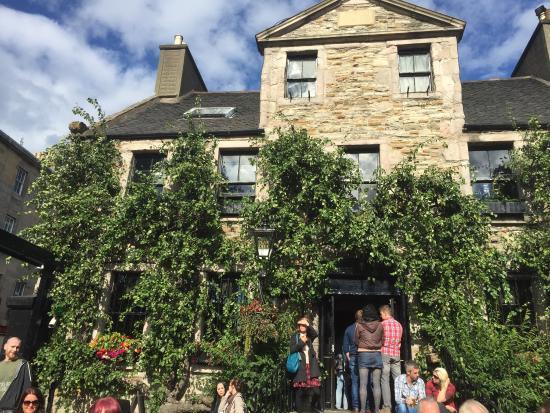 Pear Tree House Edinburgh Scotland Top Tips Before You