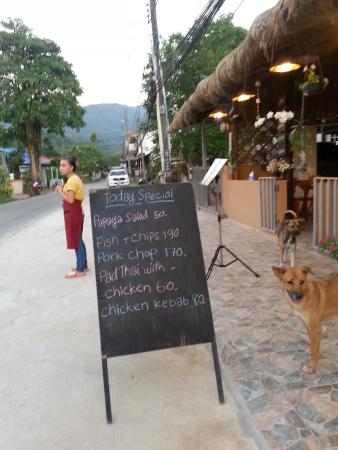 THAI DUTCH Restaurant Koh Chang