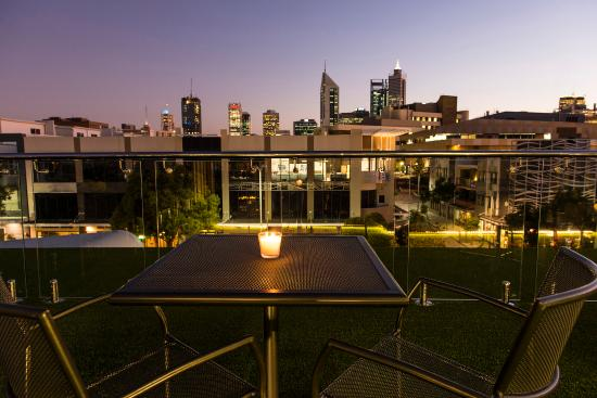 The Nest on Newcastle: Rooftop views