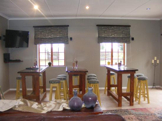 Addo, South Africa: The Lounge