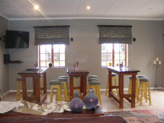 Addo, แอฟริกาใต้: The Lounge