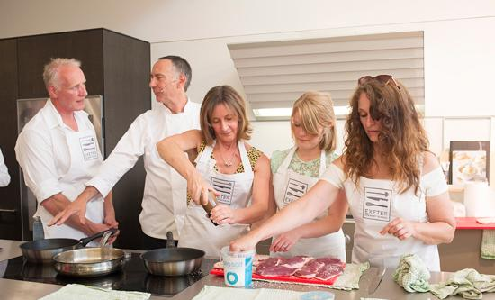 Exeter Cookery School