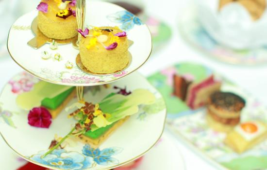 The Flower Tea at 11 Cadogan Gardens