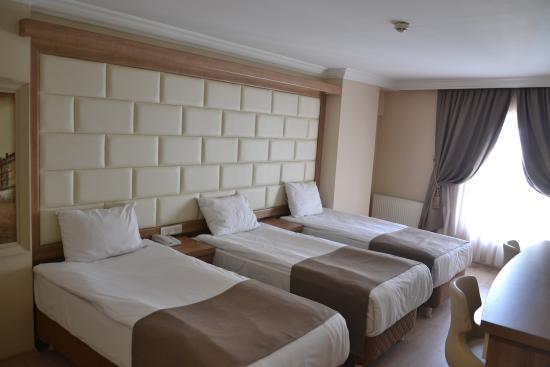 Kafkas Hotel Istanbul: Hotel  Room