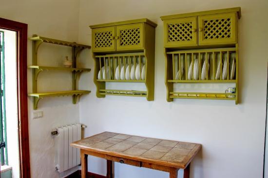 Casas Rurales Los Algarrobales: Cocina El Cortijo