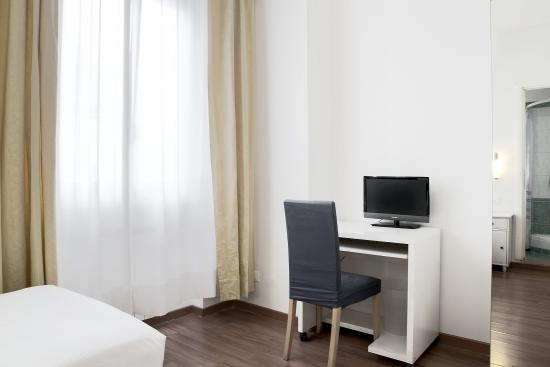 Hotel Cantoria: singola