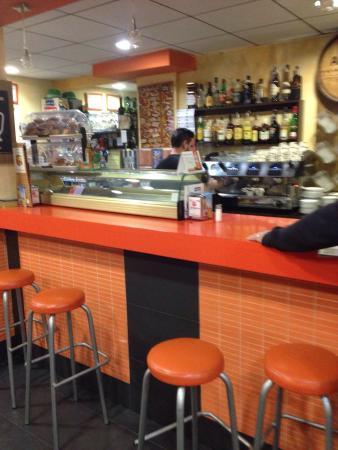 La taronja bar