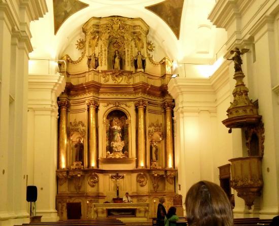Iglesia y Monasterio de Santa Catalina de Siena