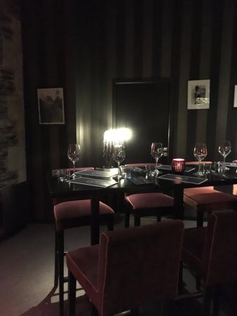 louboutin restaurant angers carte