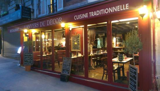 L\'Anvers du Decor, Paris - Montmartre - Restaurant Reviews, Phone ...