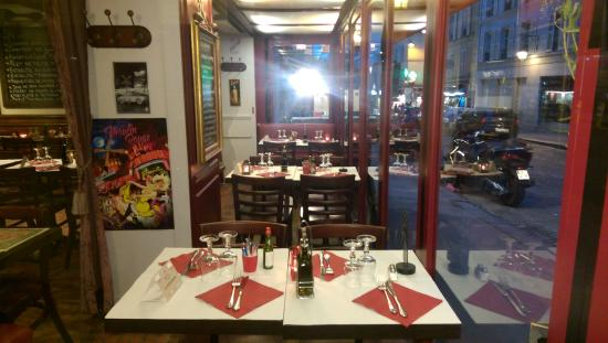 L anvers du décor paris restaurantanmeldelser tripadvisor