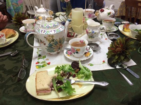 Tea Room Va Beach