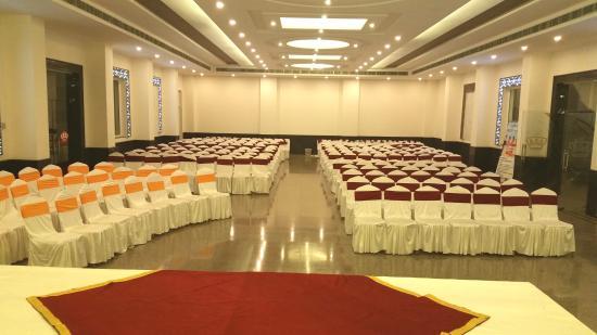 banquet hall picture of hotel maharaja residency jalandhar rh tripadvisor com