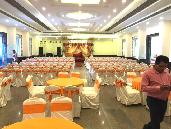 hall banquet picture of hotel maharaja residency jalandhar rh tripadvisor in