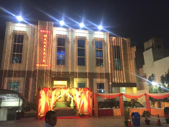 banquet hall front picture of hotel maharaja residency jalandhar rh tripadvisor com au