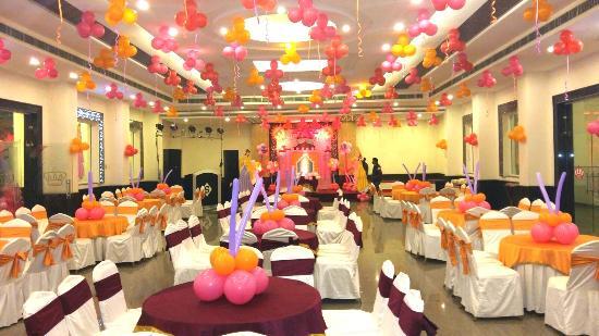 Birthday party picture of hotel maharaja residency jalandhar hotel maharaja residency birthday party junglespirit Gallery