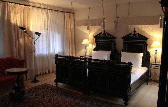 Hotel Burg Wernberg: ...zum Träumen wie gemacht.