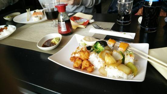 Sakura Sushi & China Wok