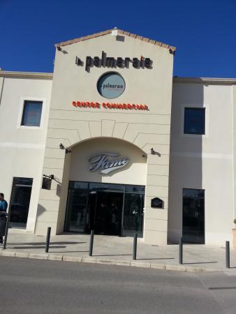 Centre Commercial La Palmeraie