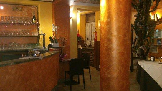 Reano, Italia: Pizzeria - Ristorante, Specialità pesce