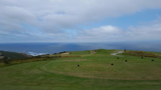 Oubaai Golf Course: Oubaai 17th Hole