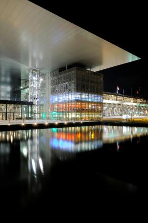 KKL Luzern - Lucerne Culture and Convention Centre