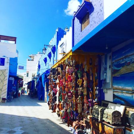 Medina of Tangier Photo