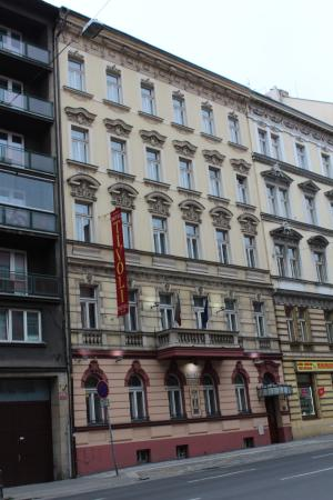 Tivoli Hotel Prague Photo