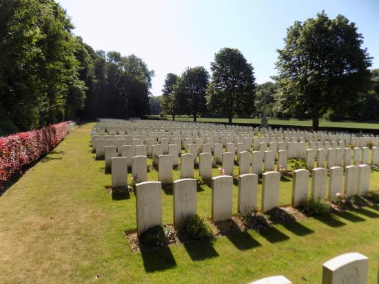 Blighty Valley Cemetery