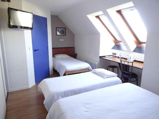 Chambre photo de brit hotel l 39 iroise brest plougastel for Chambre des metiers brest