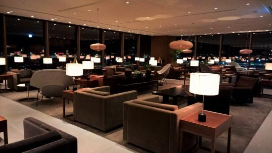 Cathay Pacific Airways Lounge
