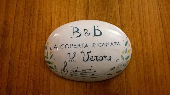 Bilde fra B&B La Coperta Ricamata