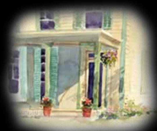 Ellis House Bed & Breakfast: Welcome!