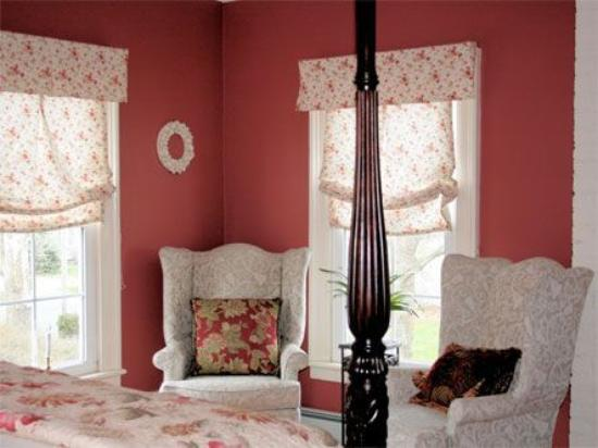Ellis House Bed & Breakfast: Founders Room