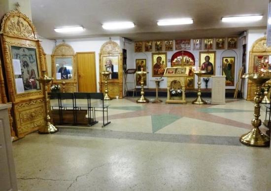 Храм святых целителей Космы и Дамиана